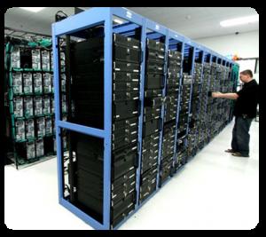 Data center Intégration