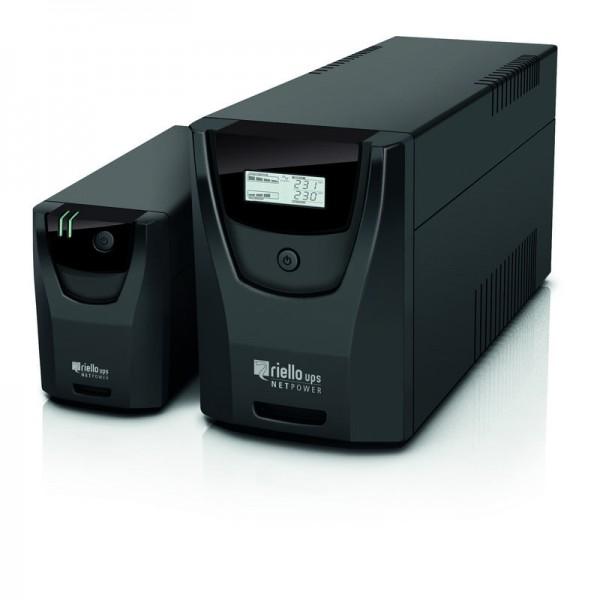 Net Power (600 - 2000 VA)- Onduleur Riello