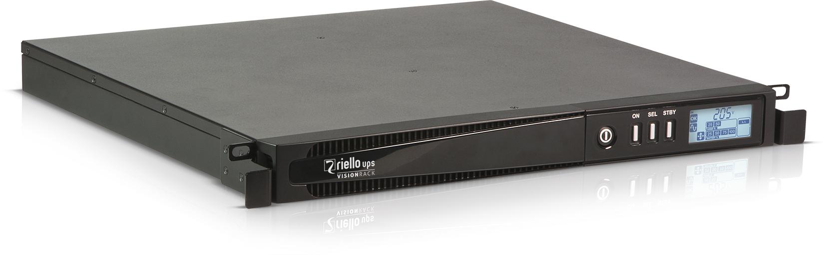 Vision Rack (800 - 1100 VA) - Onduleur Riello